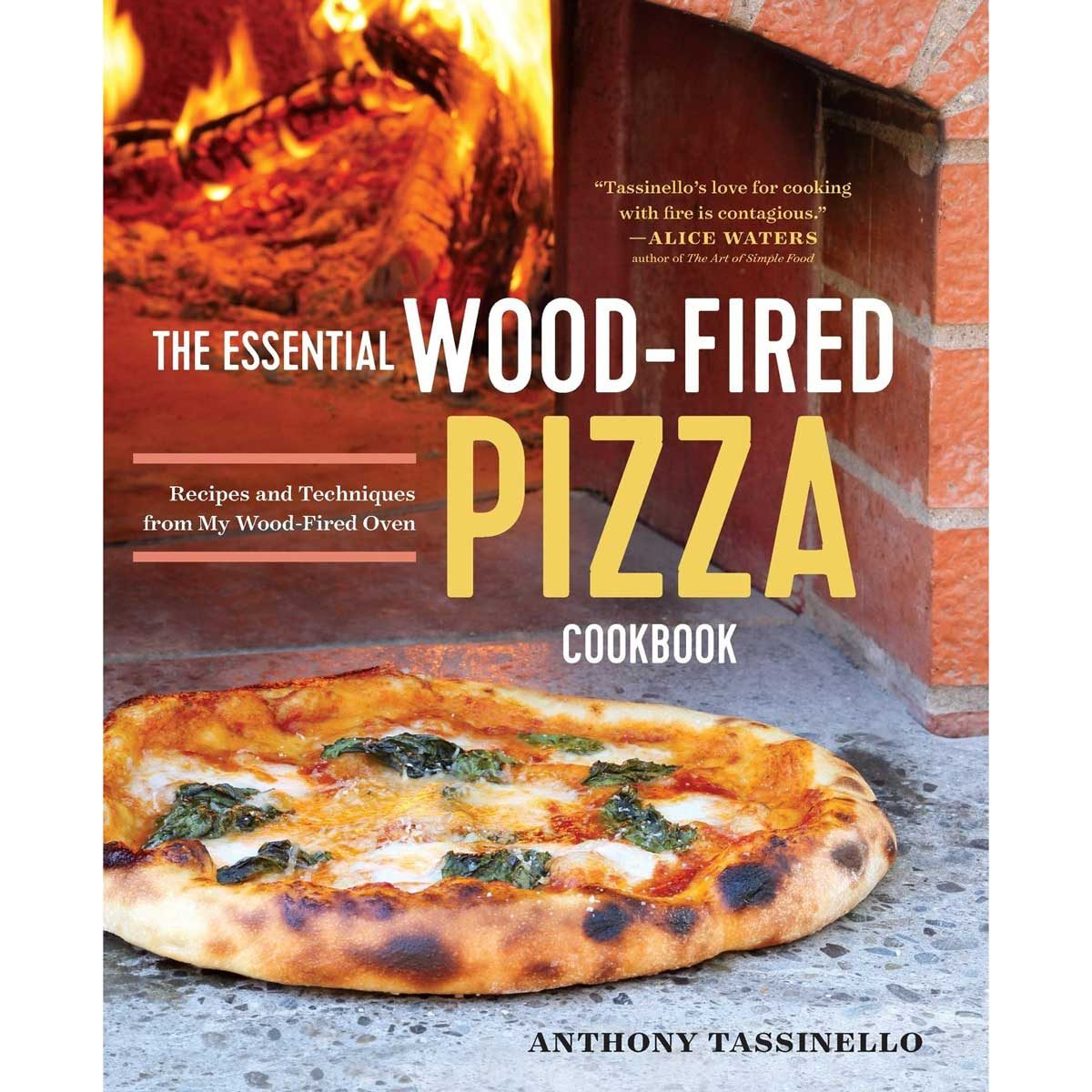 Pizza cook book cover