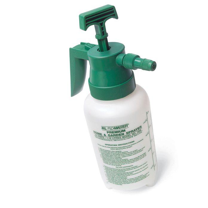 Small sprayer
