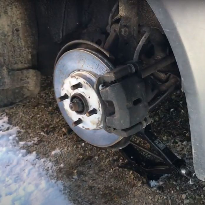 Reattach Wheels in Opposite Positions