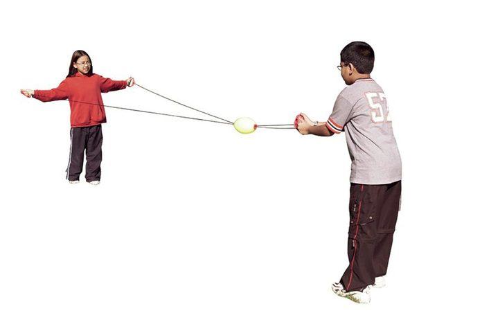 snap ball game