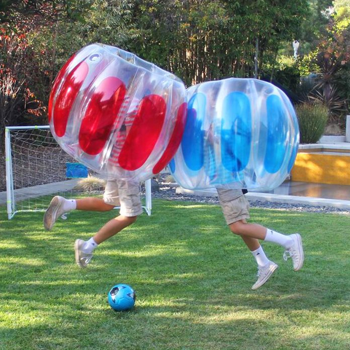 bubble bounce house inflatable