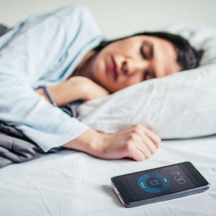 Alarm clock app