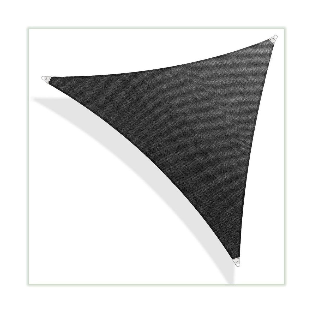 Gray shade sail