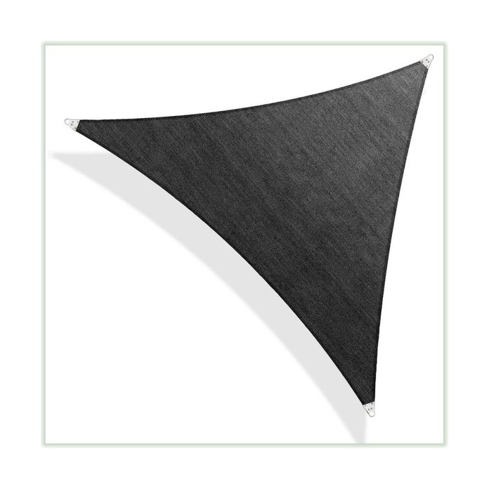 Gray shade sail