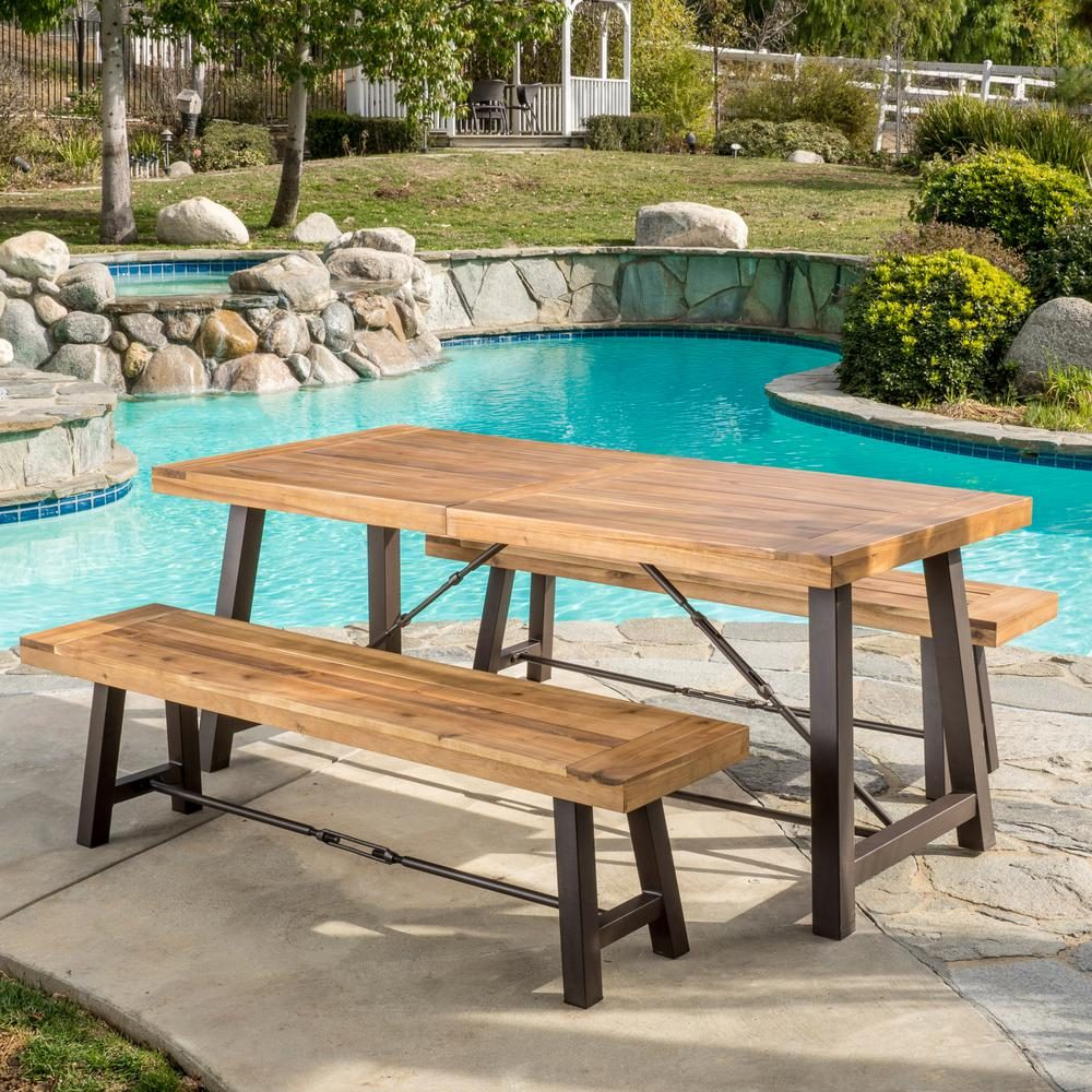 picnic table outdoor furniture