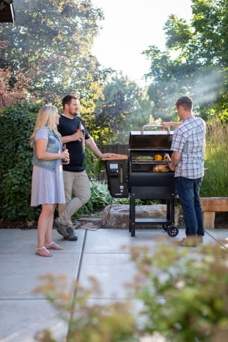 WOODWIND WIFI 24 pellet grill