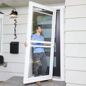How to Install a Storm Door