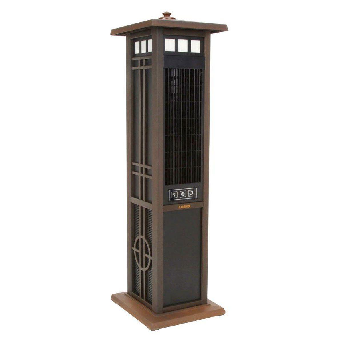 Pillar tower fan