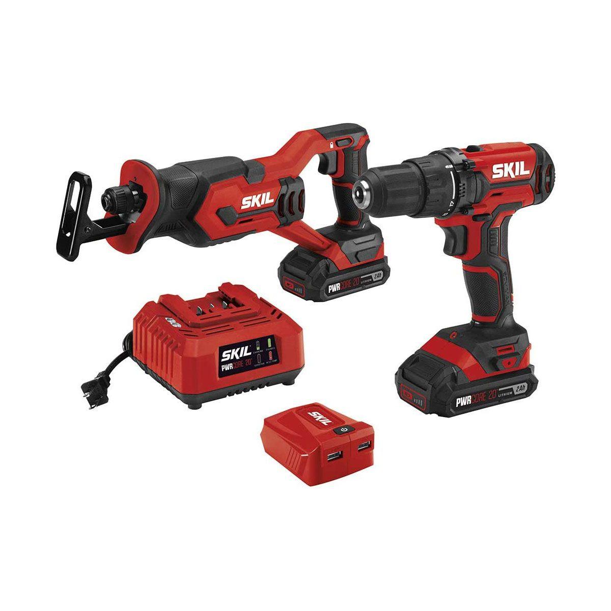 Two tool kit