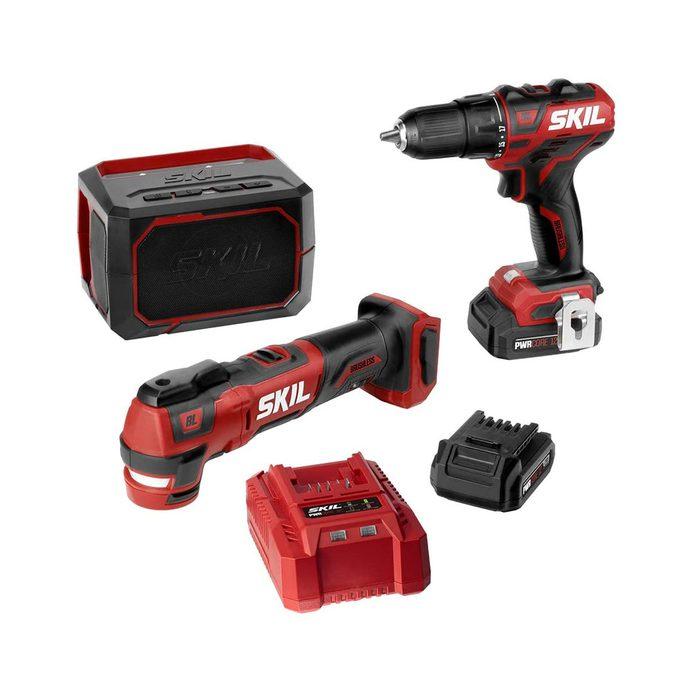 Three-tool-kit
