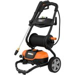 WORX Launches New Line of Electric Pressure Washers
