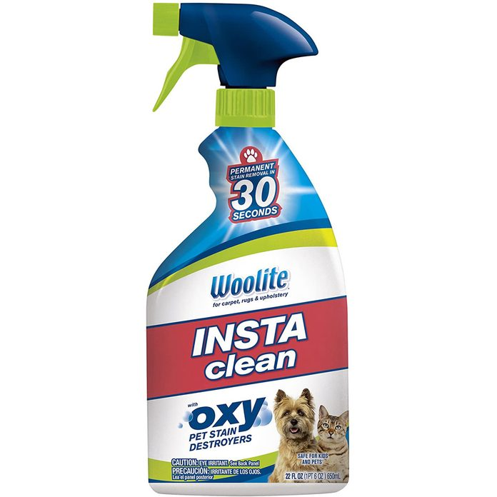 Pet stain remover