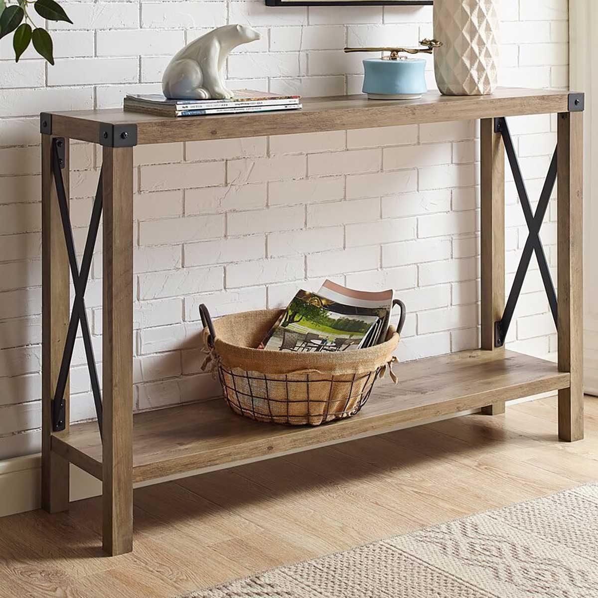 Skinny table