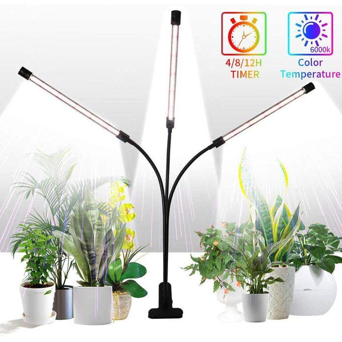 indoor plant grow light