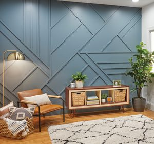 How to Build a Dynamic Accent Wall