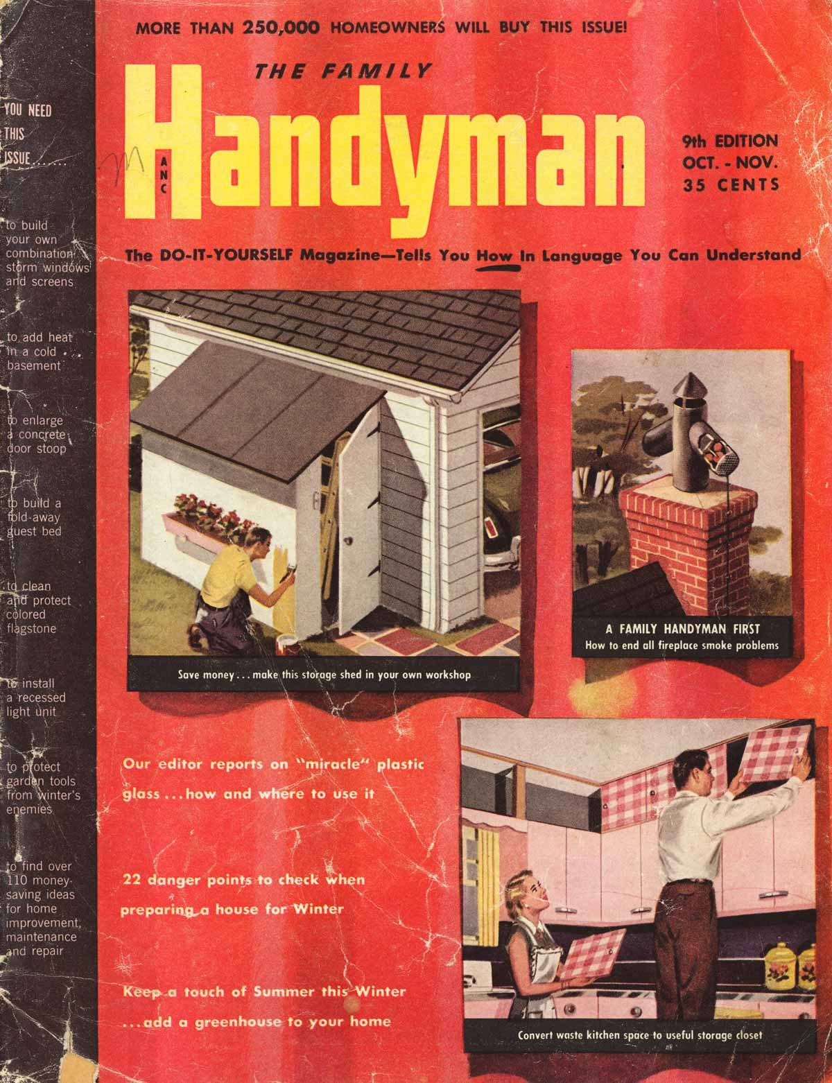 1952 fall issue