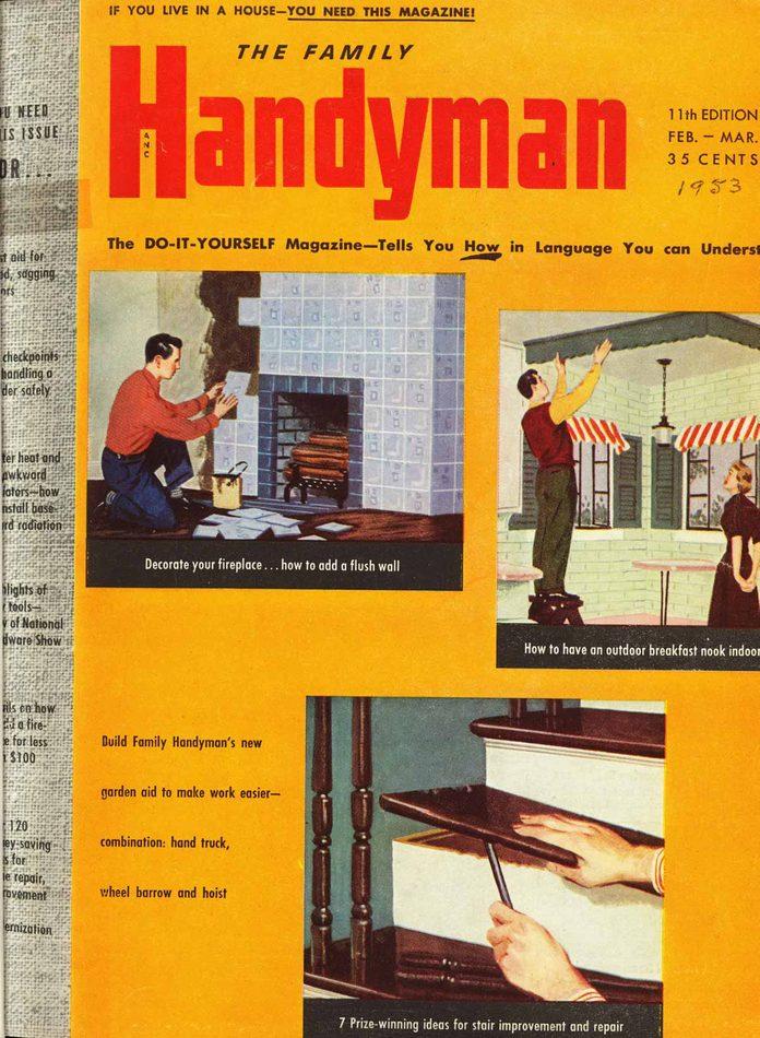 1953 winter cover