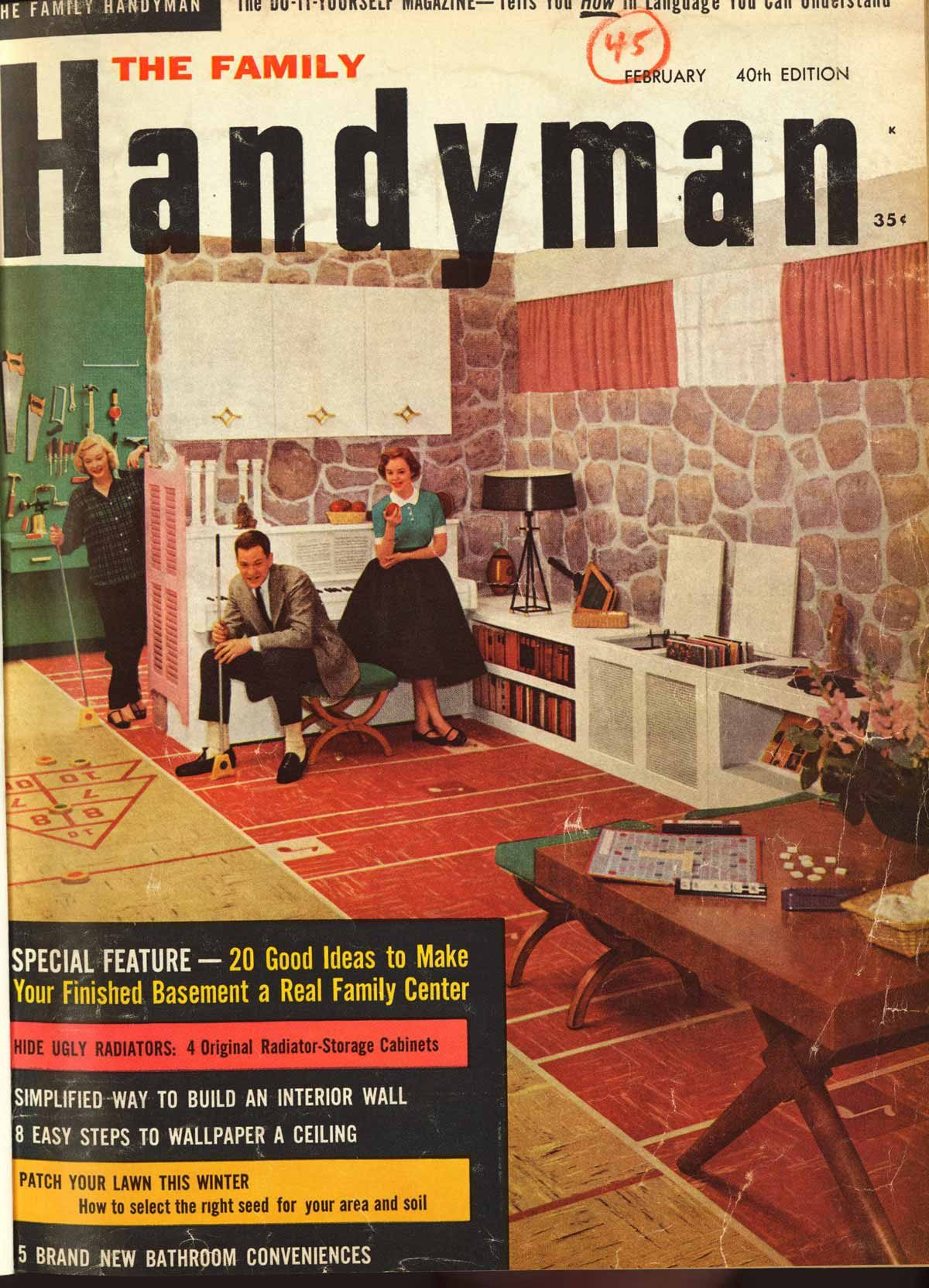 winter 1958 issue