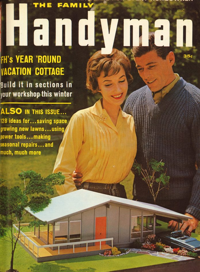 fall 1961 cover