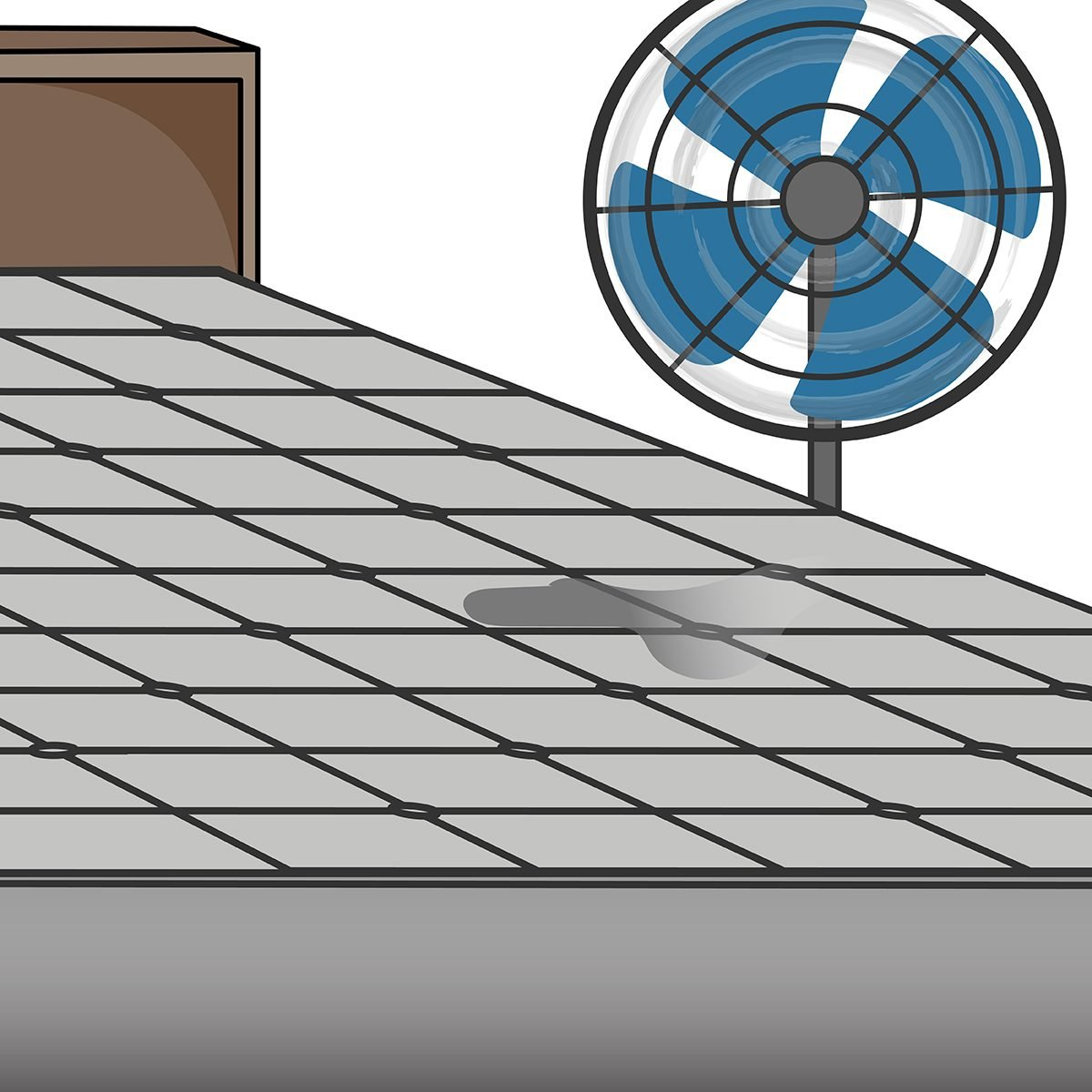 Dry the mattress