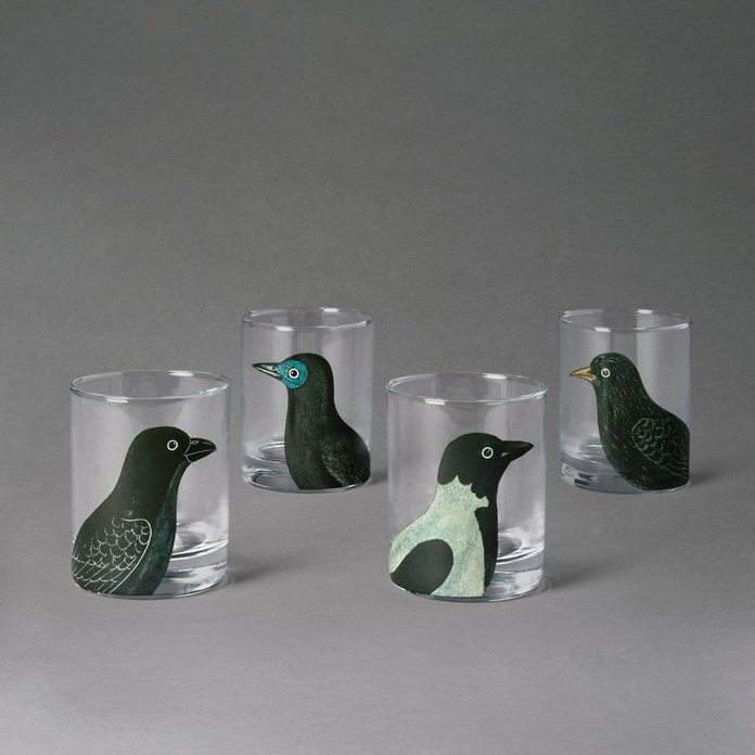 Bird glasses