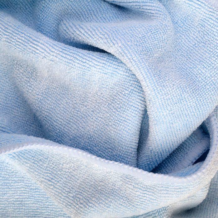 Blue Toweling