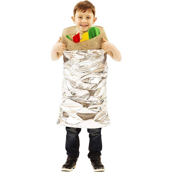 Burrito costume