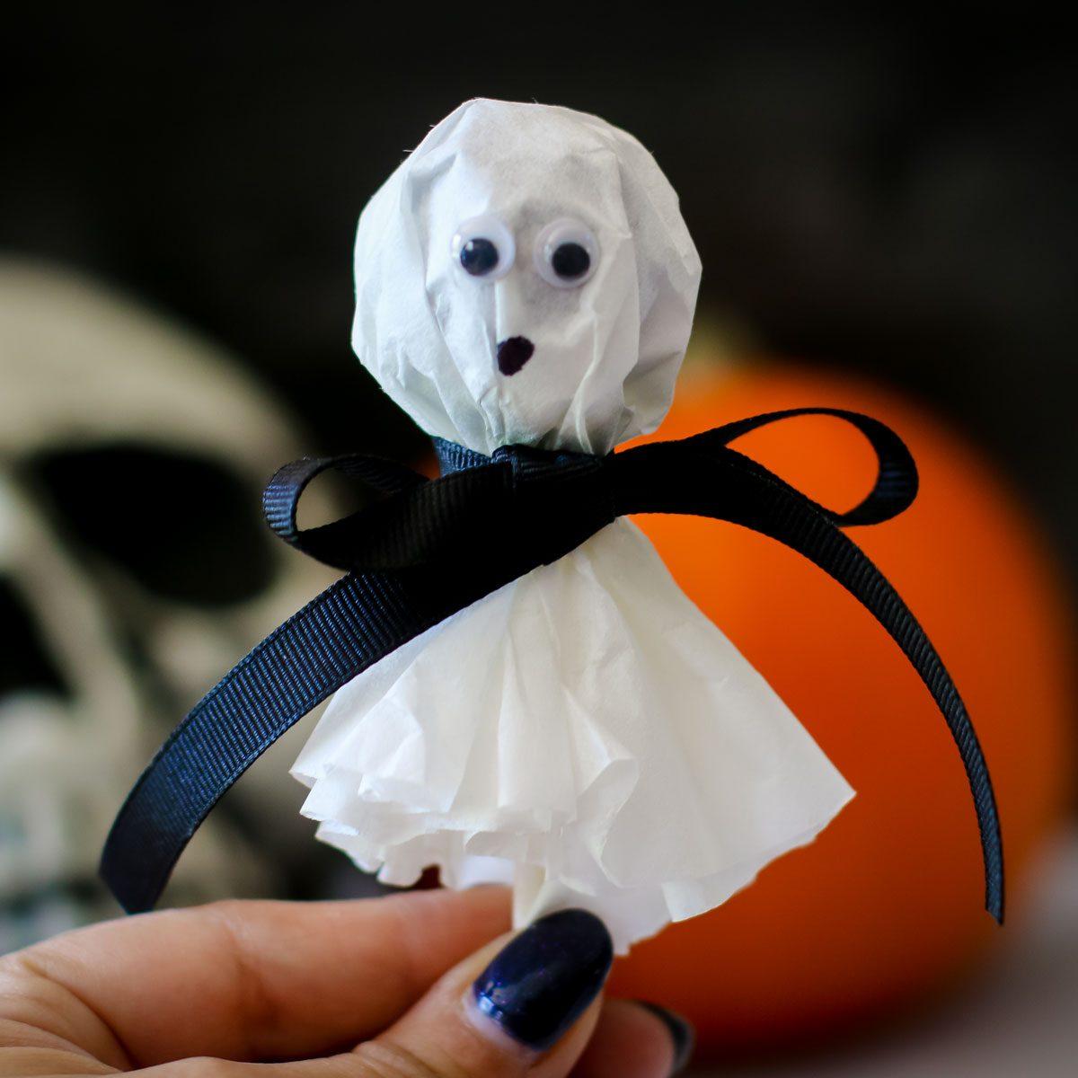 Lollipop Ghost