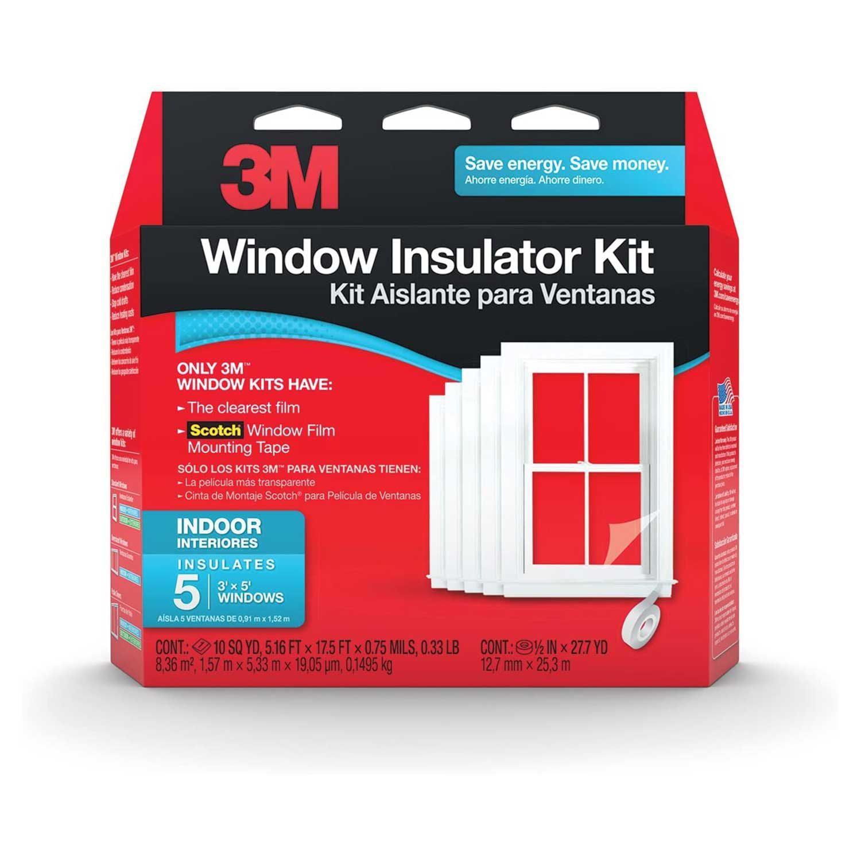 window insulator kit