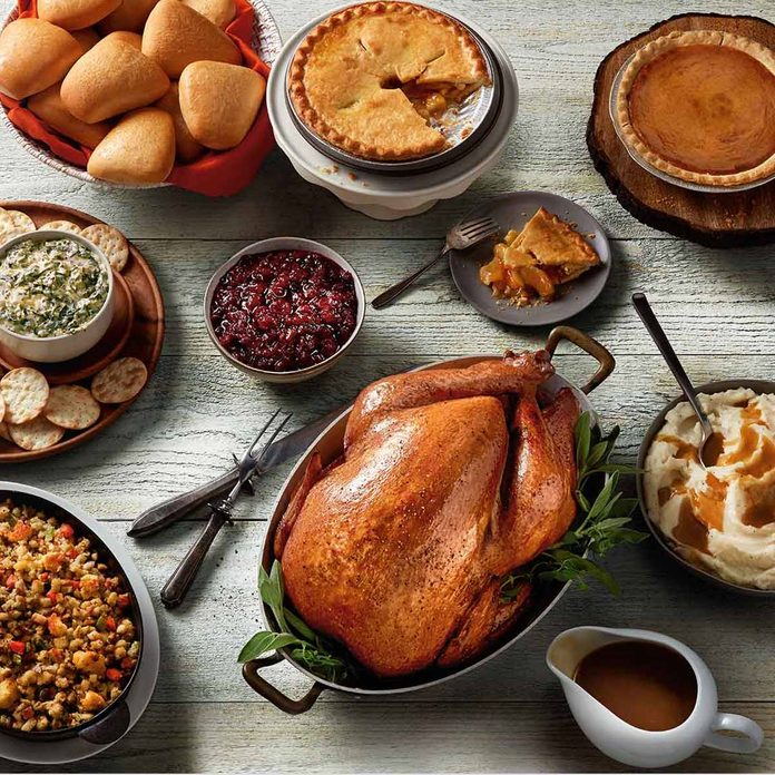 boston market thanksgiving