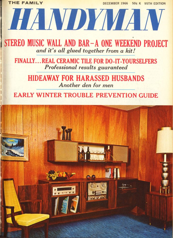 Winter 1966 cover