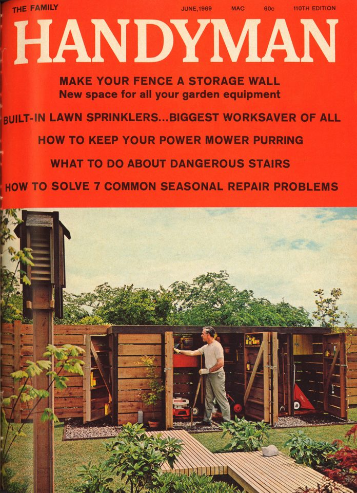 Summer 1969 Cover
