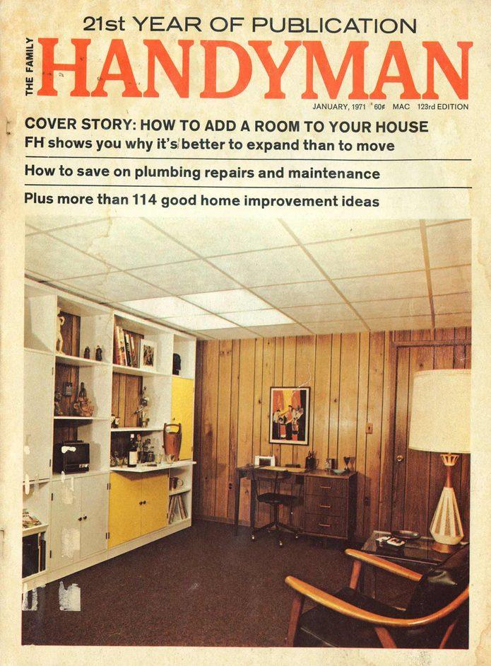 winter 1971 cover