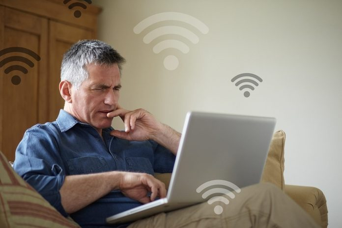 unusual ads stolen wifi