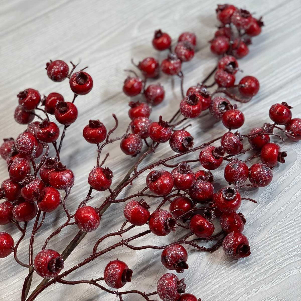 Berry ornaments