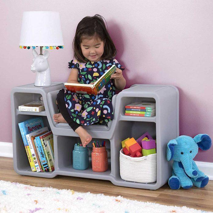 Kid's bookshelf