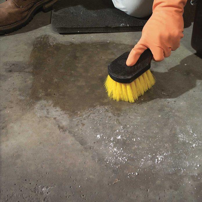 Scrub the Spot