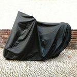 What to Know About Winter Motorcycle Storage