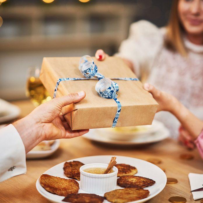 Hanukkah gifts