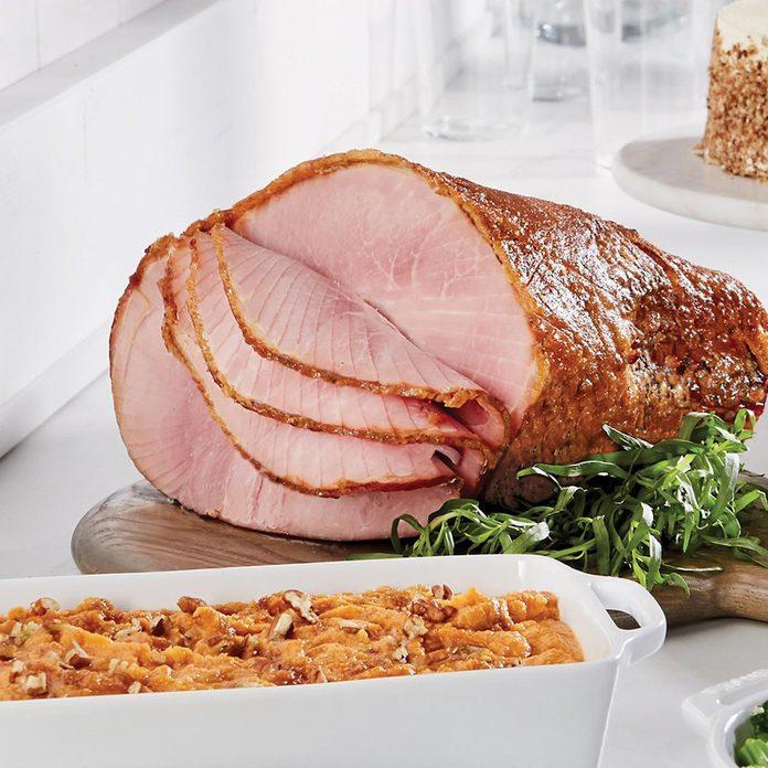 thanksgiving ham