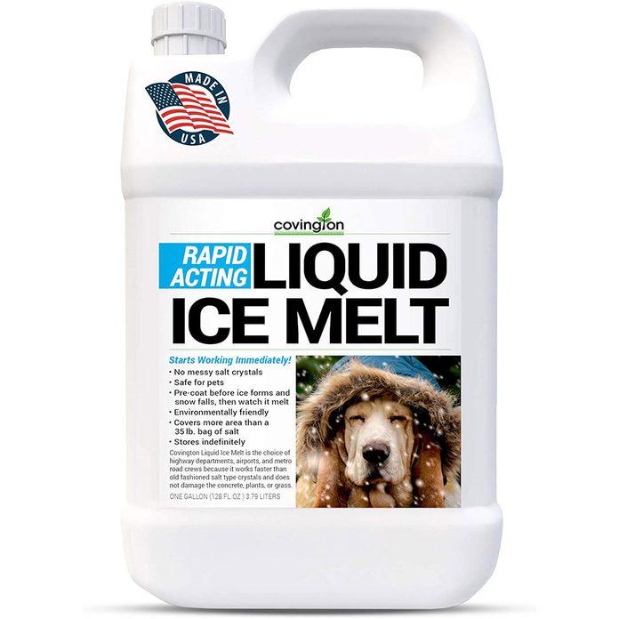 rapid acting liquid ice melt