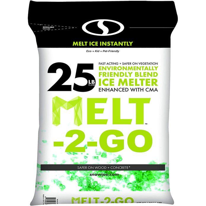 melt-2-go enhanced with cma