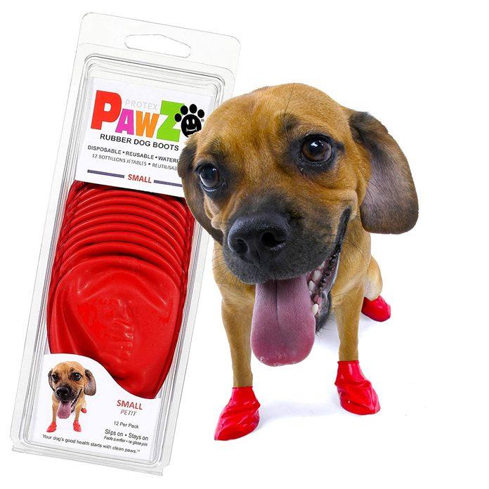 dog paw booties