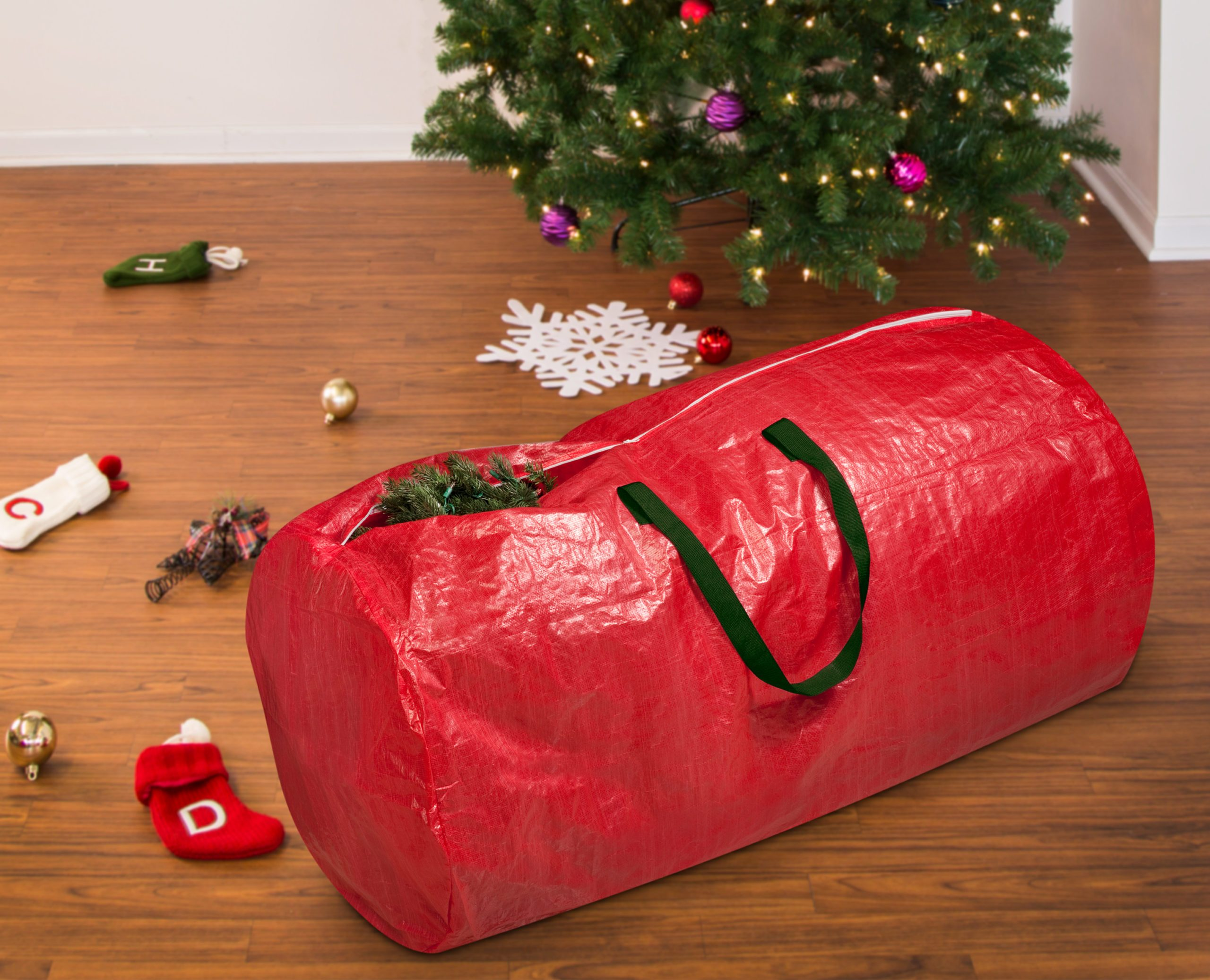 Honey Can Do Christmas Tree Storage Bag