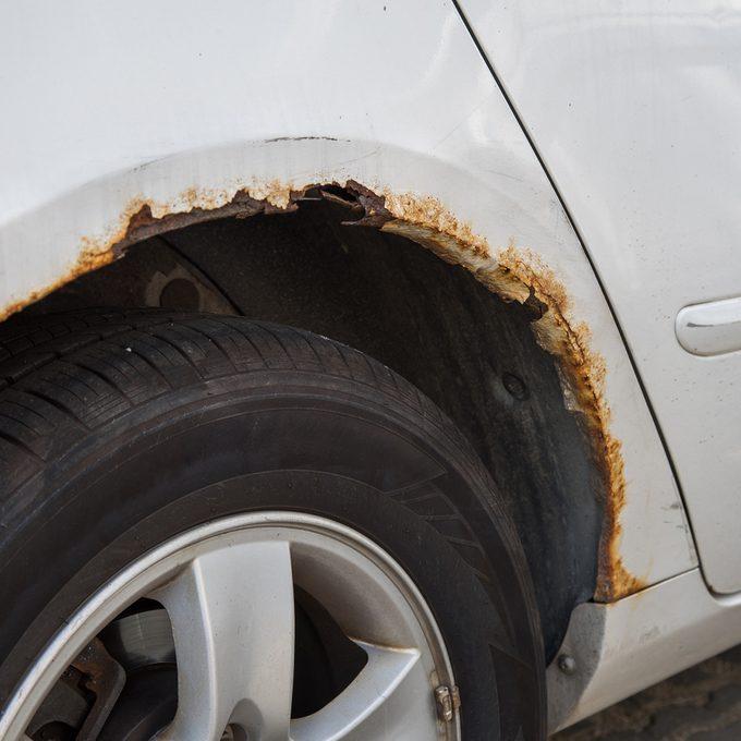 Car Rustproofing