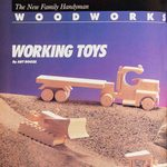 Vintage Family Handyman Woodworking Projects: Toys from the '80s