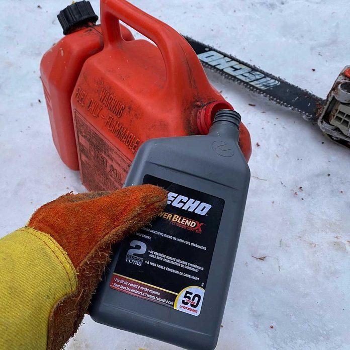 4 Mix Saw Gas