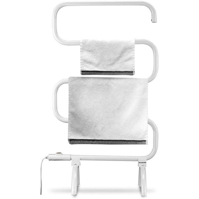 towel warmer heated