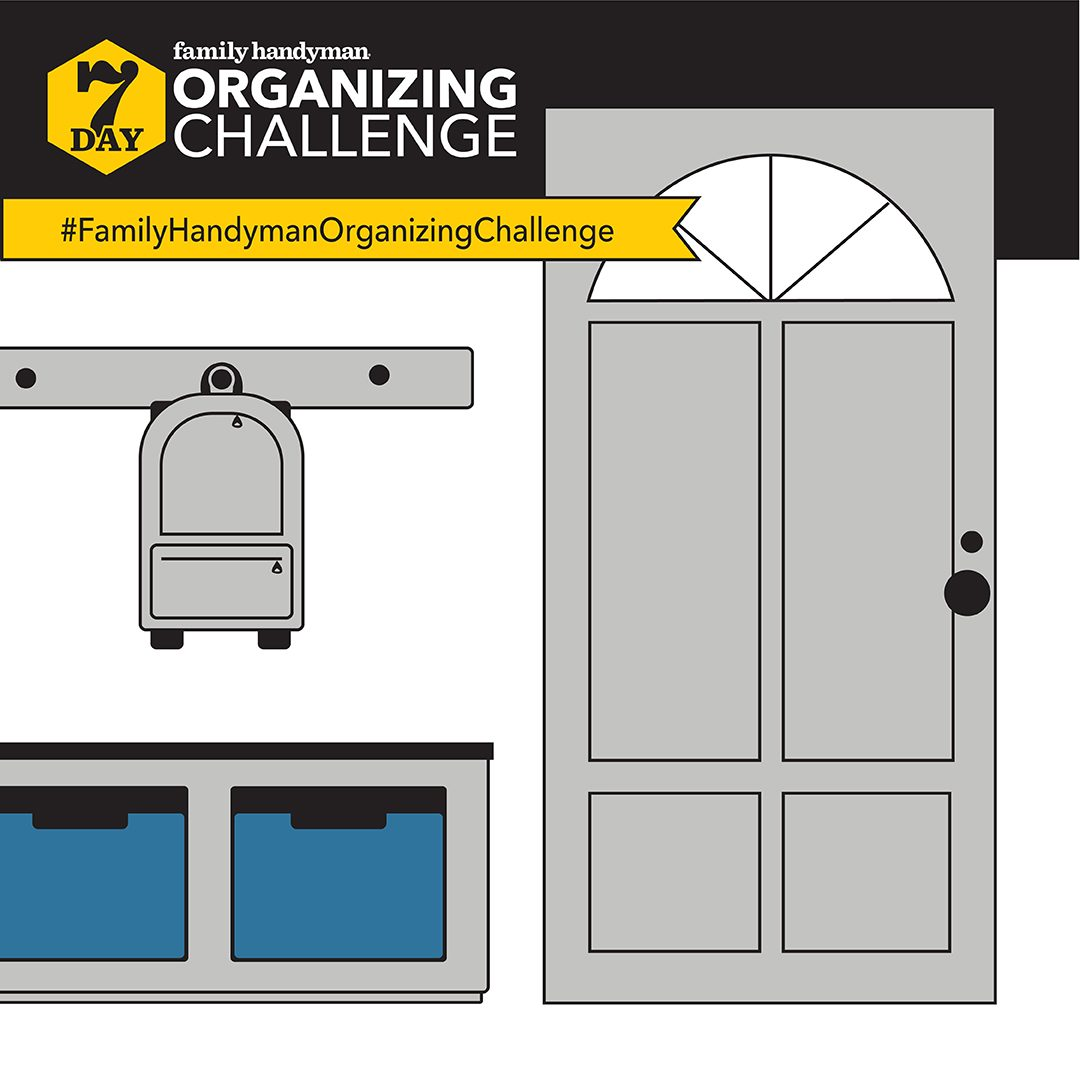 Entryway Organizing Challenge 1080px