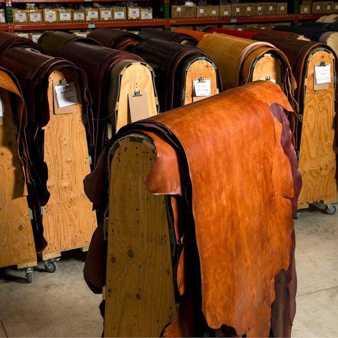 Choosing leather Fh21mar 608 50 331 Buckleguy Leather 1262